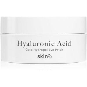 Skin79 24k Gold Hyaluronic Acid hidrogél maszk a szem körül hialuronsavval 60 db kép