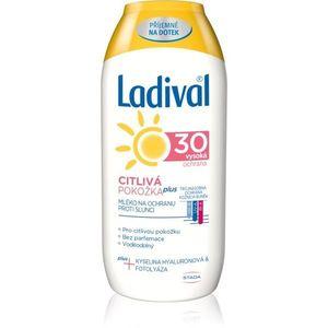 Ladival Sensitive Plus naptej érzékeny bőrre SPF 30 200 ml kép