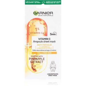 Garnier Skin Naturals arcmaszk energizáló hatással 15 g kép