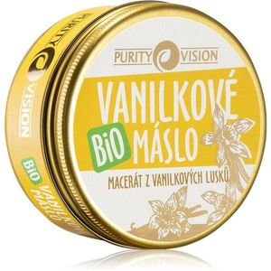 Purity Vision BIO testvaj vanília kivonattal 70 ml kép