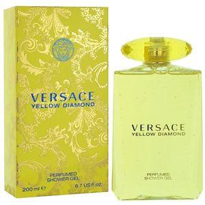 Versace Yellow Diamond tusfürdő gél hölgyeknek 200 ml kép