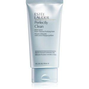 Estée Lauder Perfectly Clean tisztító hab 2 in 1 150 ml kép