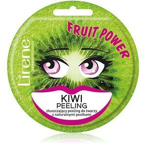 Lirene Fruit Power tisztító bőrradír arcpakolás az arcra 10 ml kép