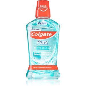 Colgate Plax Active Sea Salt szájvíz foglepedék ellen alkoholmentes 500 ml kép