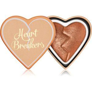 I Heart Revolution Heartbreakers highlighter árnyalat Graceful 10 g kép
