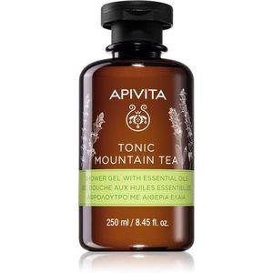 Apivita Tonic Mountain Tea tonizáló tusfürdő gél 250 ml kép