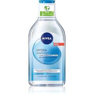Nivea Hydra Skin Effect hialuronos micellás víz 400 ml kép