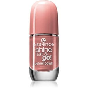 Essence Shine Last & Go! géles körömlakk árnyalat 73 Peach Please 8 ml kép