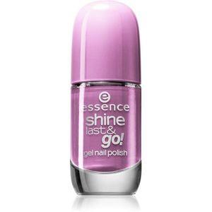 Essence Shine Last & Go! géles körömlakk árnyalat 74 Lilac Vibes 8 ml kép