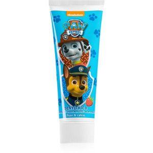 EP Line Paw Patrol fogkrém gyermekeknek eper ízzel 75 ml kép