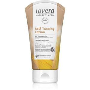 Lavera Self Tanning Lotion önbarnító testápoló tej 150 ml kép