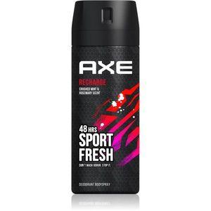 Axe Sport Refresh Crushed Mint & Rosemary dezodor és testspray 48h 150 ml kép
