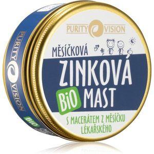 Purity Vision BIO körömvirágos kenőcs cinkkel 70 ml kép