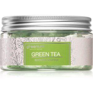 Greenum Green Tea testápoló szuflé zuhanyba 160 g kép
