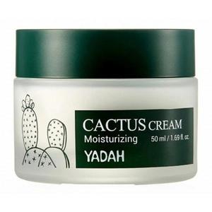 Hidratáló Arckrém 70% Kaktusz Kivonattal Yadah, 50 ml kép