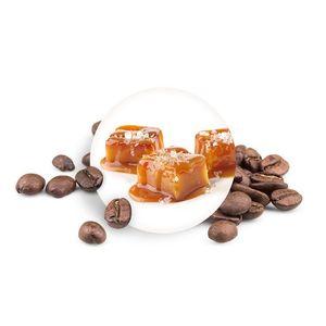 Sós karamellás szemes kávé, 1000g kép