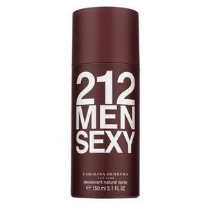 Carolina Herrera 212 Sexy for Men spray dezodor férfiaknak dezodor férfiaknak 150 ml kép