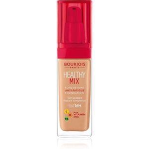 Bourjois Healthy Mix világosító hidratáló make-up 16 h árnyalat 55, 5 Honey 30 ml kép