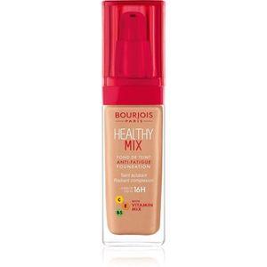 Bourjois Healthy Mix világosító hidratáló make-up 16 h árnyalat 56, 5 Maple 30 ml kép