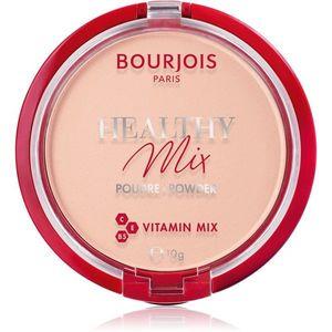 Bourjois Healthy Mix lágy púder árnyalat 01 Porcelain 10 g kép
