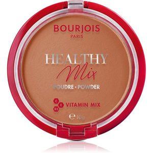 Bourjois Healthy Mix lágy púder árnyalat 07 Caramel Doré 10 g kép