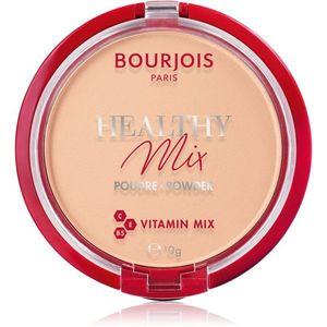 Bourjois Healthy Mix lágy púder árnyalat 02 Ivoire Doré 10 g kép