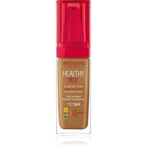 Bourjois Healthy Mix világosító hidratáló make-up 16 h árnyalat 59 Amber 30 ml kép