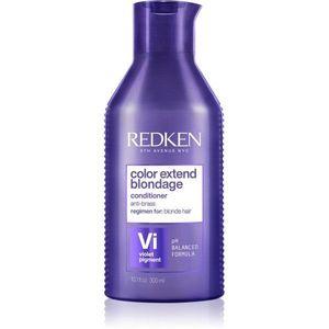 Redken Color Extend Blondage lila kondicionáló semlegesíti a sárgás tónusokat 300 ml kép