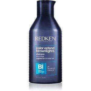 Redken Color Extend Brownlights tonizáló sampon 300 ml kép