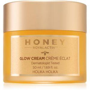 Holika Holika Honey Royalactin gyengéd és hidratáló géles krém az élénk bőrért 50 g kép