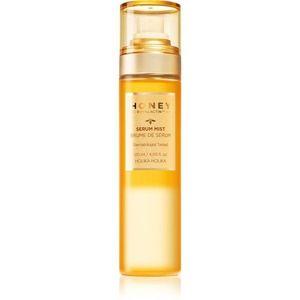 Holika Holika Honey Royalactin élénkítő hidratáló szérum spray -ben 120 ml kép