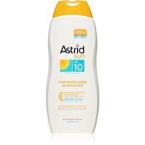 Astrid Sun hidratáló napozótej SPF 10 400 ml kép