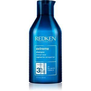Redken Extreme regeneráló sampon a károsult hajra 300 ml kép