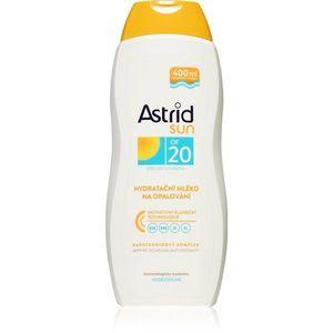 Astrid Sun hidratáló napozótej SPF 20 400 ml kép