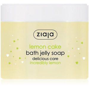 Ziaja Lemon Cake tusolózselé 260 ml kép