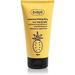 Ziaja Pineapple testhab narancsbőrre 160 ml kép