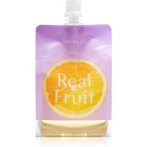 Skin79 Real Fruit Citrus regeneráló zselé arcra és testre 300 g kép