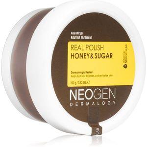 Neogen Dermalogy Real Polish Honey & Sugar cukros bőrradír mézzel 100 g kép