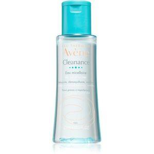 Avène Cleanance tisztító micellás víz az aknéra hajlamos zsíros bőrre 100 ml kép
