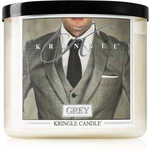 Kringle Candle Grey illatos gyertya I. 411 g kép