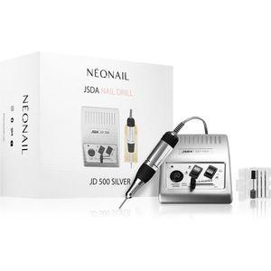 NeoNail Nail Drill JSDA-JD 500 Silver körömcsiszoló kép