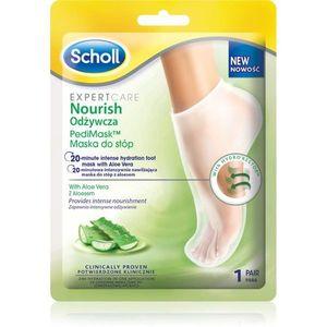 Scholl Expert Care mélyen tápláló maszk lábakra kép