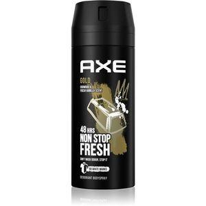 Axe Gold spray dezodor uraknak 150 ml kép