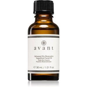 Avant Limited Edition Advanced Bio Restorative Superfood Facial Oil regeneráló olaj ránctalanító hatással 30 ml kép