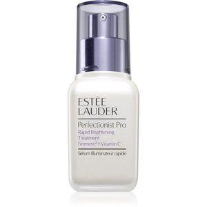 Estée Lauder Perfectionist Pro Rapid Brightening Treatment Ferment² + Vitamin C élénkítő szérum a pigment foltok ellen 30 ml kép