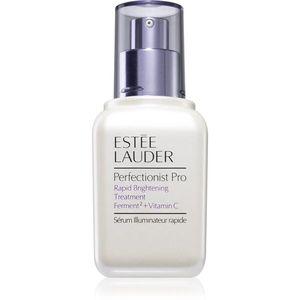 Estée Lauder Perfectionist Pro Rapid Brightening Treatment Ferment² + Vitamin C élénkítő szérum a pigment foltok ellen 50 ml kép
