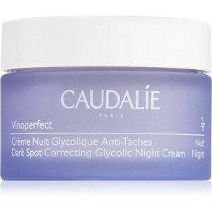 Caudalie Vinoperfect éjszakai krém a pigment foltok ellen 50 ml kép