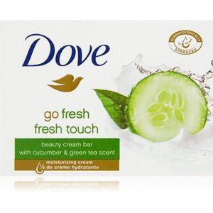 Dove Go Fresh Fresh Touch tisztító kemény szappan 100 g kép