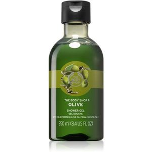 The Body Shop Olive felfrissítő tusfürdő gél 250 ml kép
