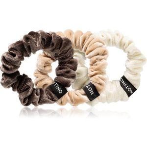 Notino Hair Collection Velvet hajgumik Velvet 3 db kép